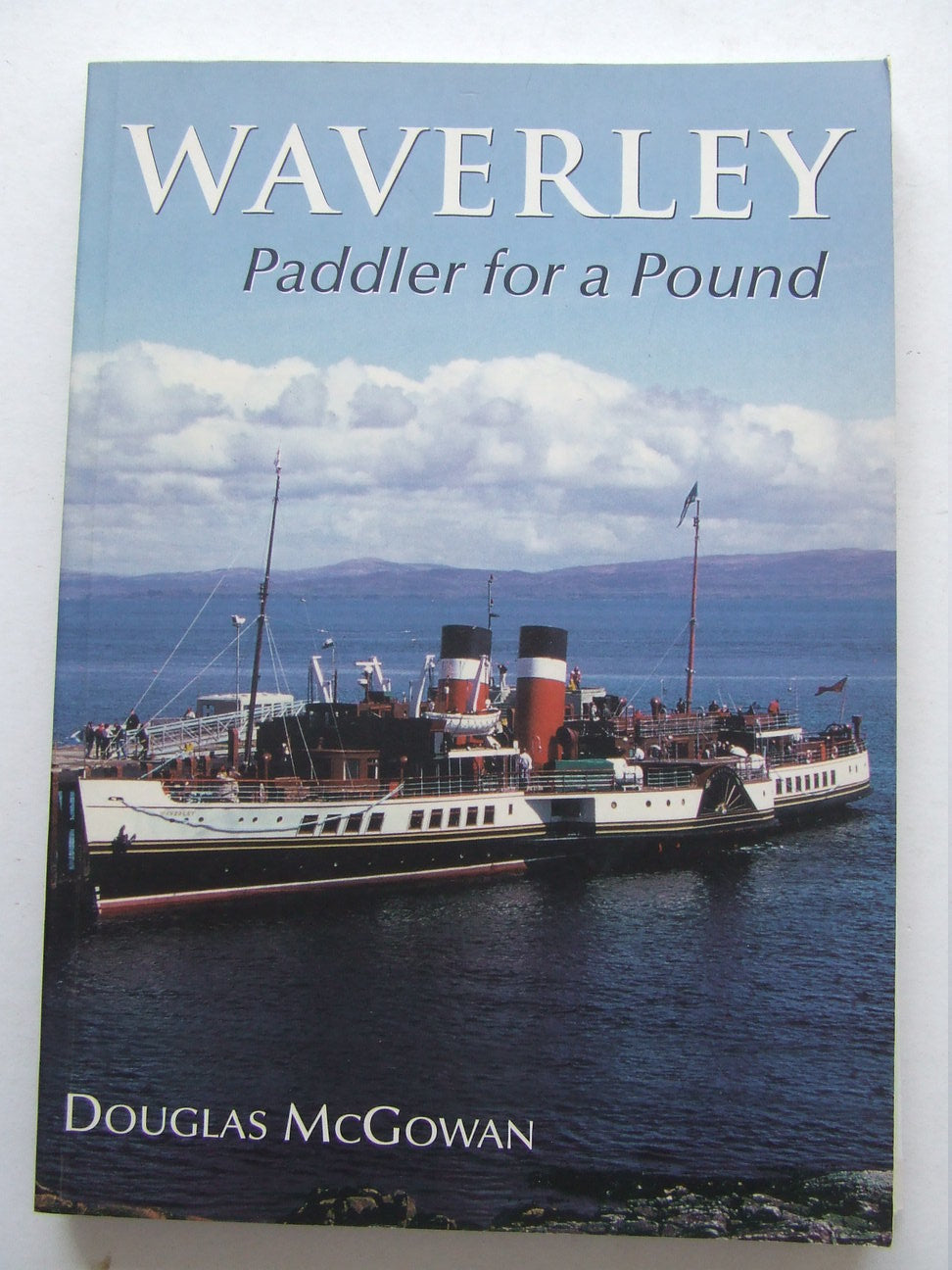 Waverley, paddler for a pound