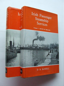 Irish Passenger Steamship Services