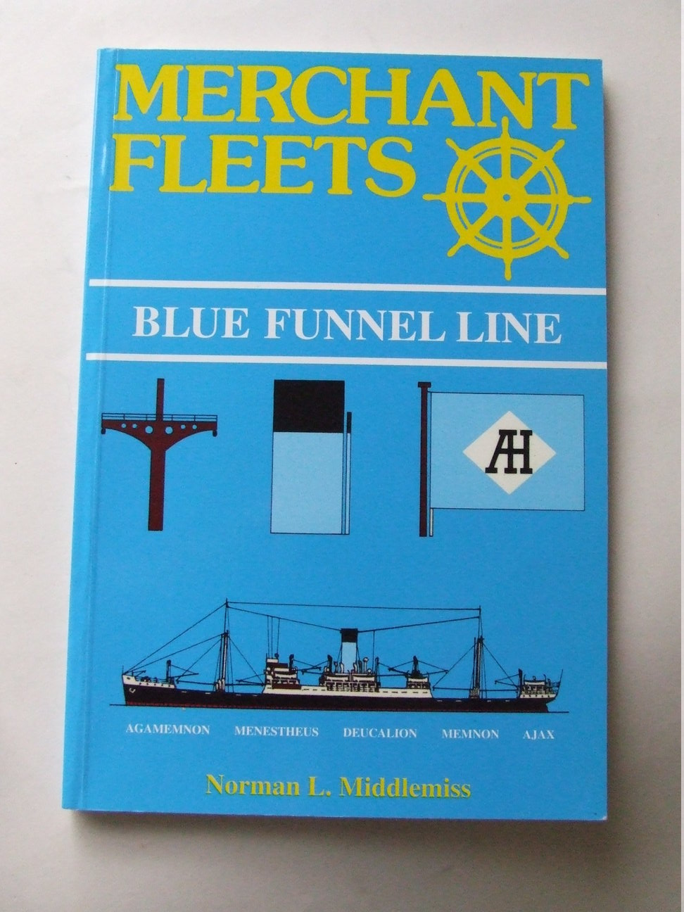 Merchant Fleets 42 [Blue Funnel Line]