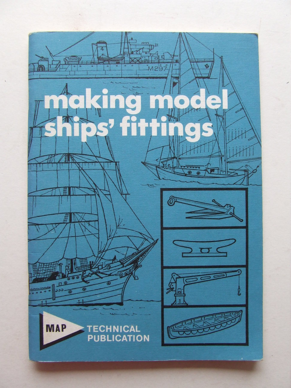 Making Model Ships' FittingsMODEL&AL019926