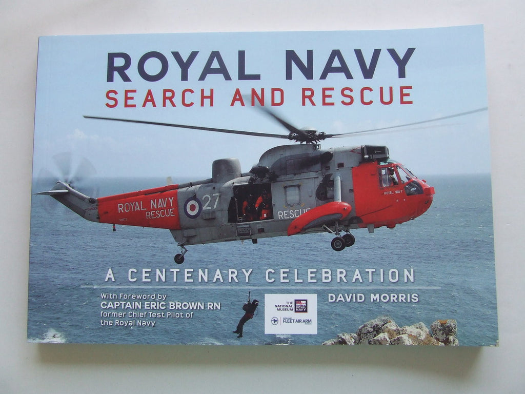 Royal Navy Search and Rescue, a centenary celebration