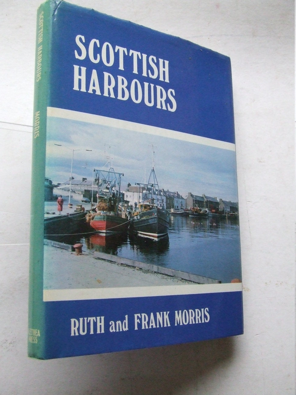 Scottish Harbours, the harbours of mainland Scotland