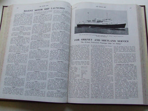 The Motor Ship volume 31, April 1950 - March 1951