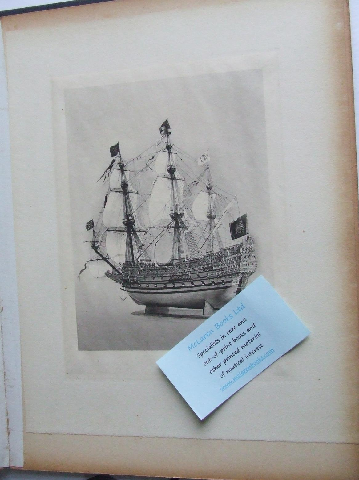 [Sailing-Ship Models, a selection from European and American collections....]