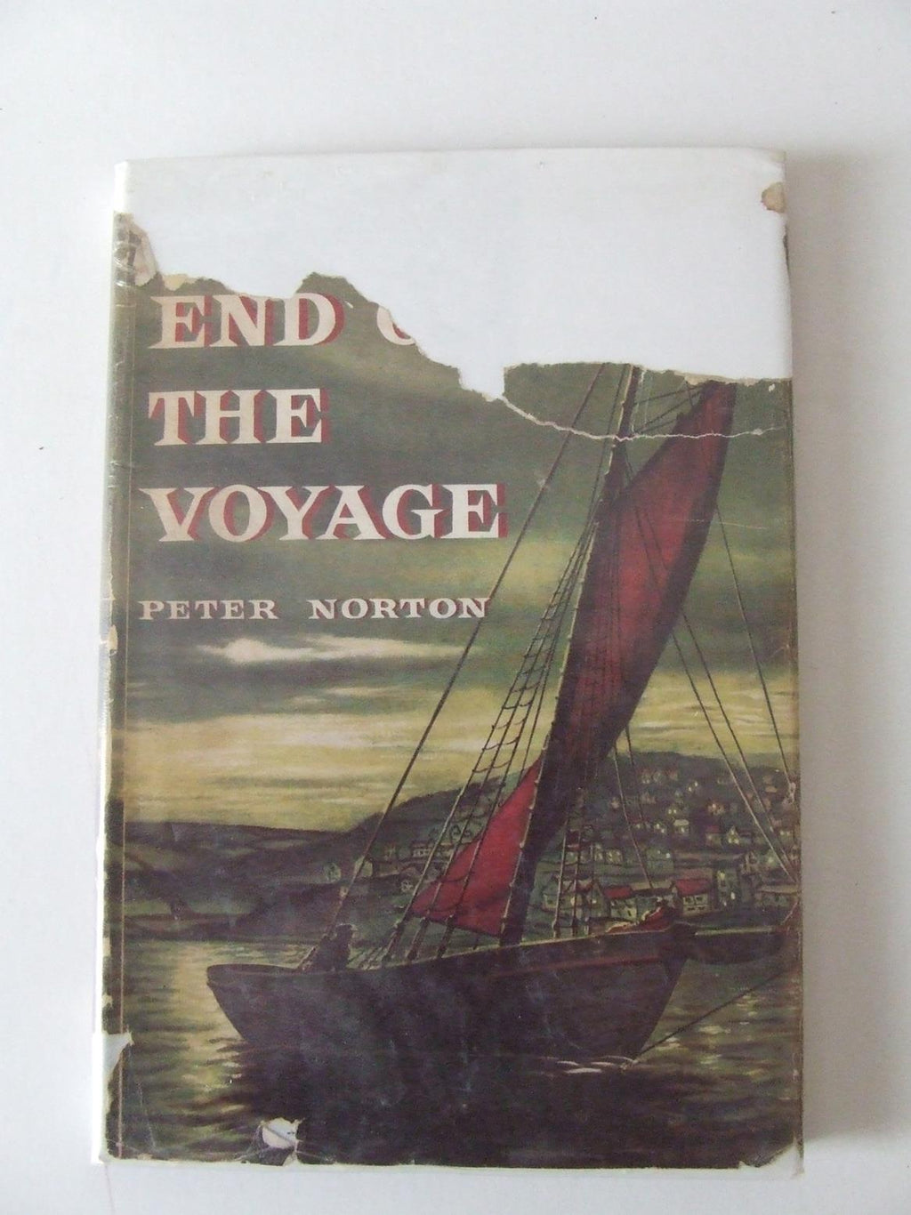 The End of the Voyage.an account of the last sailing craft of the British coasts