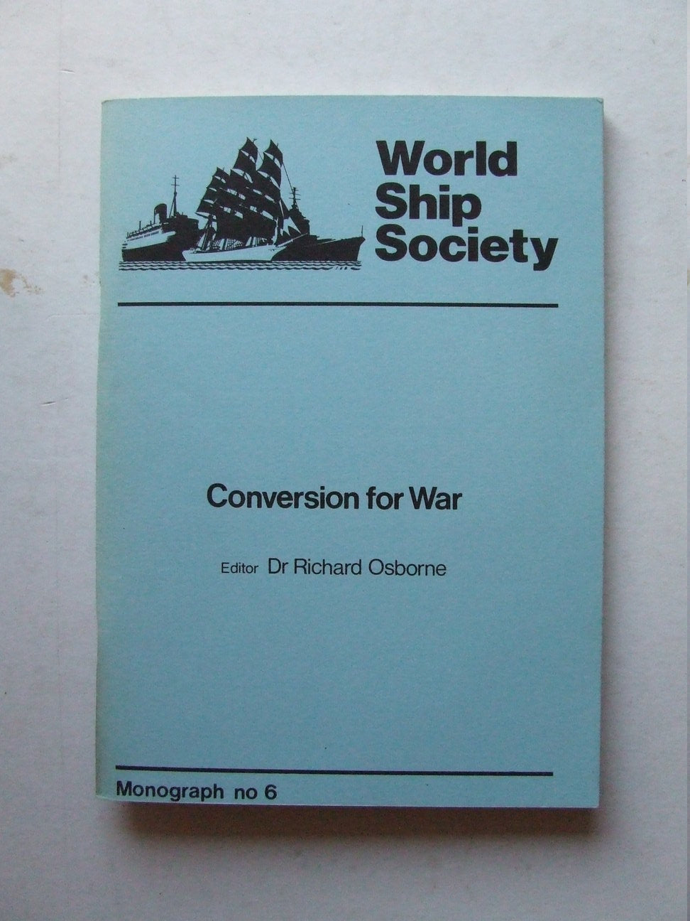 Conversion for War