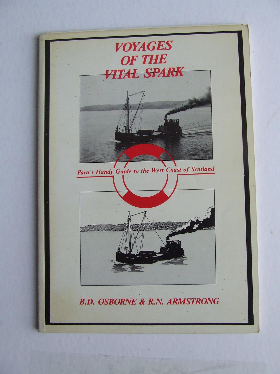Voyages of the 'Vital Spark', Para Handy's guide to the west coast of Scotland