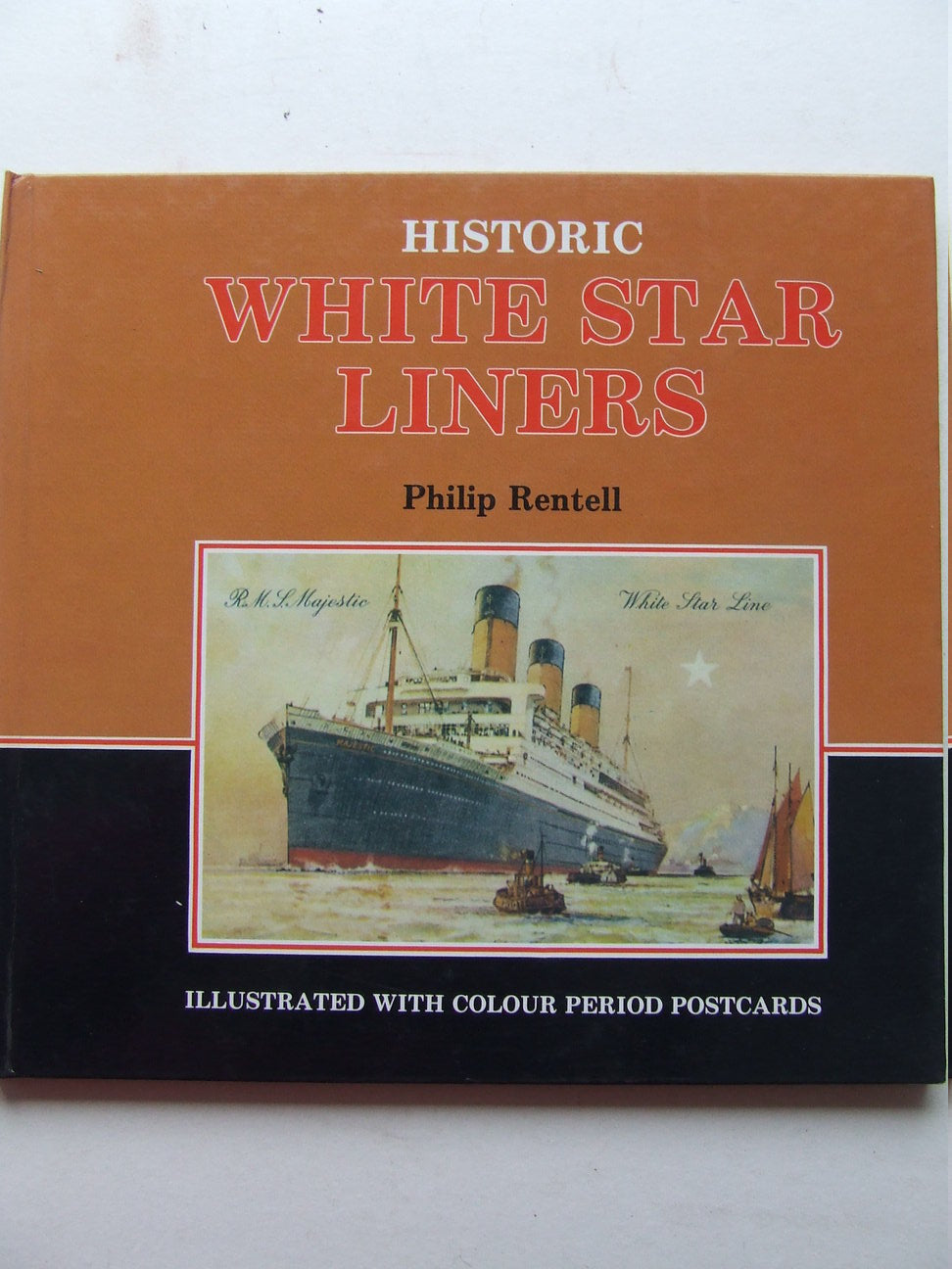 Historic White Star Liners