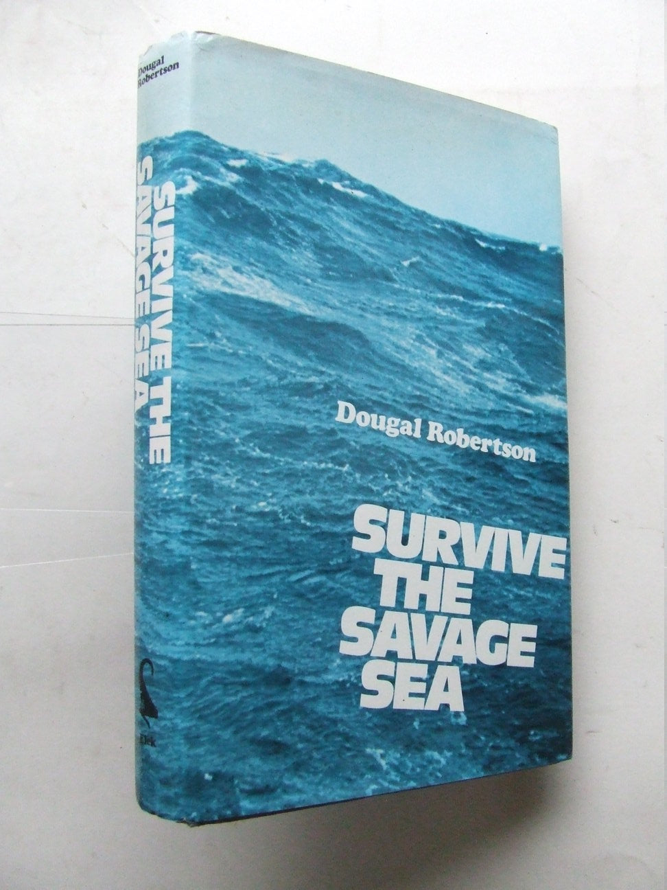 Survive the Savage Sea - signed copy