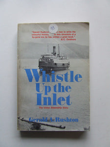 WHISTLE UP THE INLET
