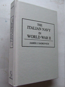 The Italian Navy in World War II