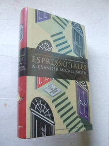 Espresso Tales, the latest from 44 Scotland Street