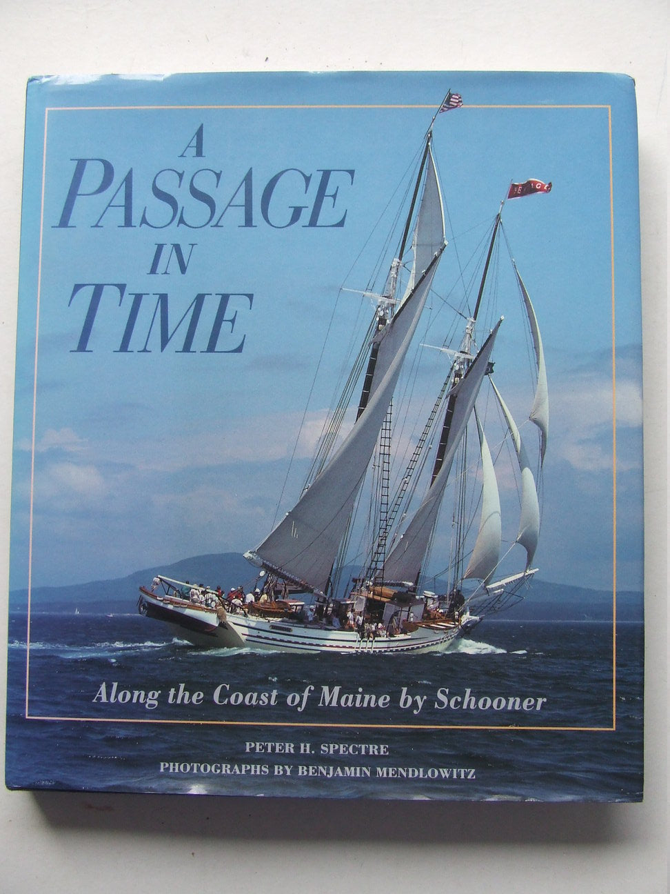 A Passage in Time, along the coast of Maine by schooner
