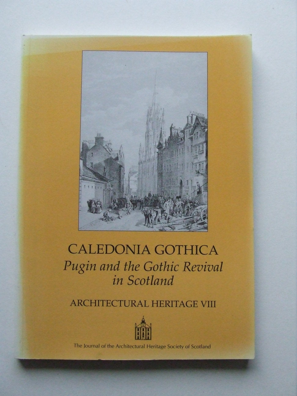 Caledonia Gothica, Pugin and the Gothic revival in Scotland