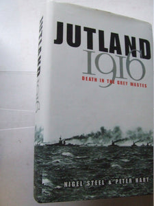 Jutland 1916, death in the grey wastes
