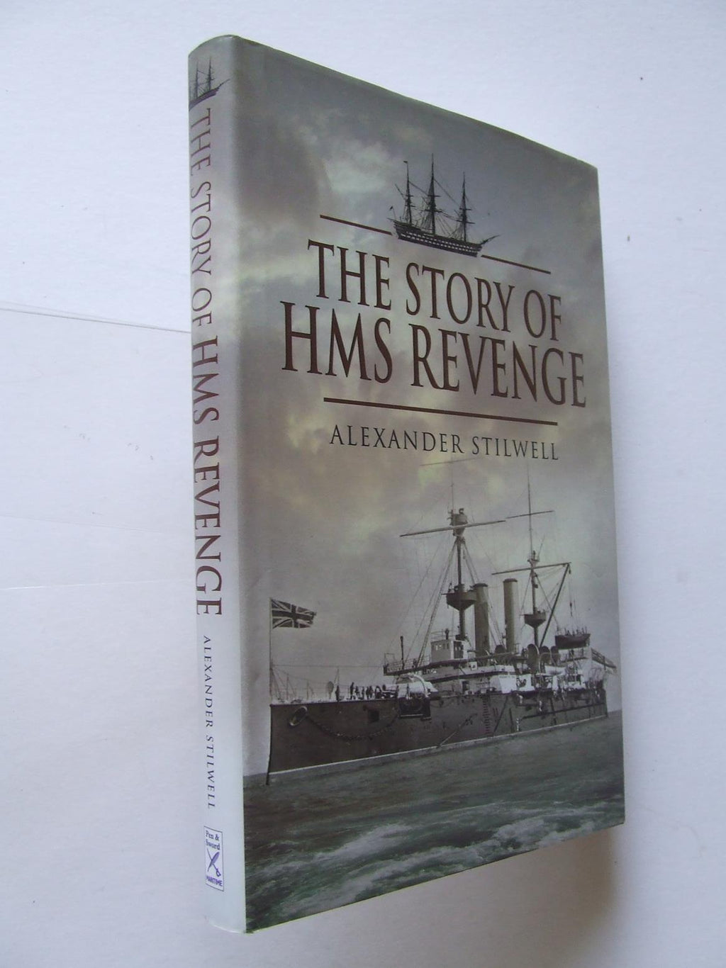 The Story of HMS Revenge, a ship in time