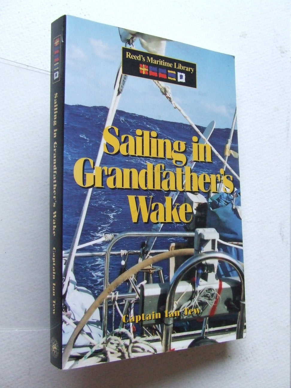 Sailing in Grandfather's Wake