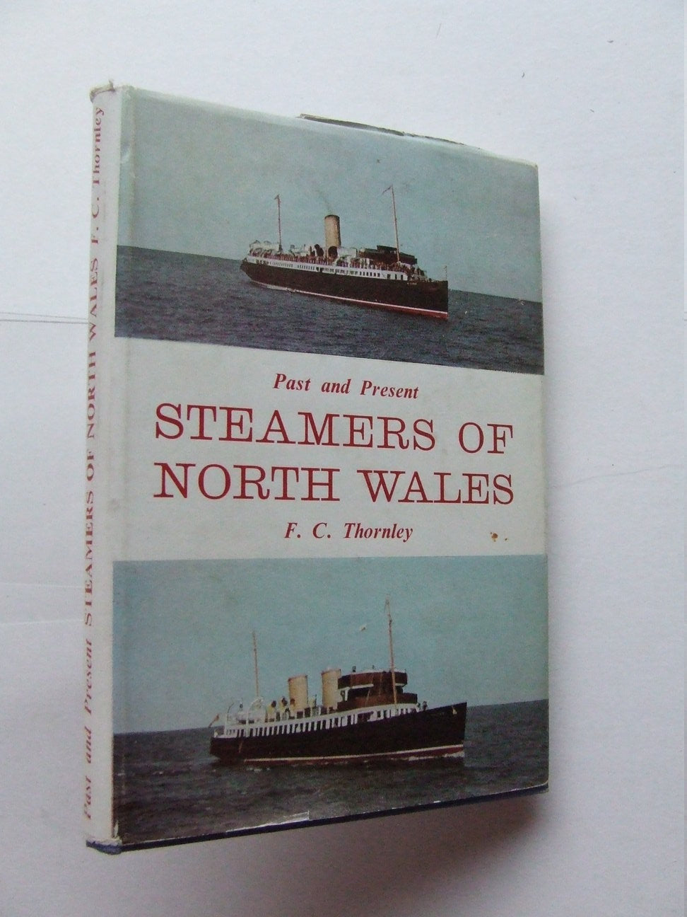 Past and Present steamers of North Wales