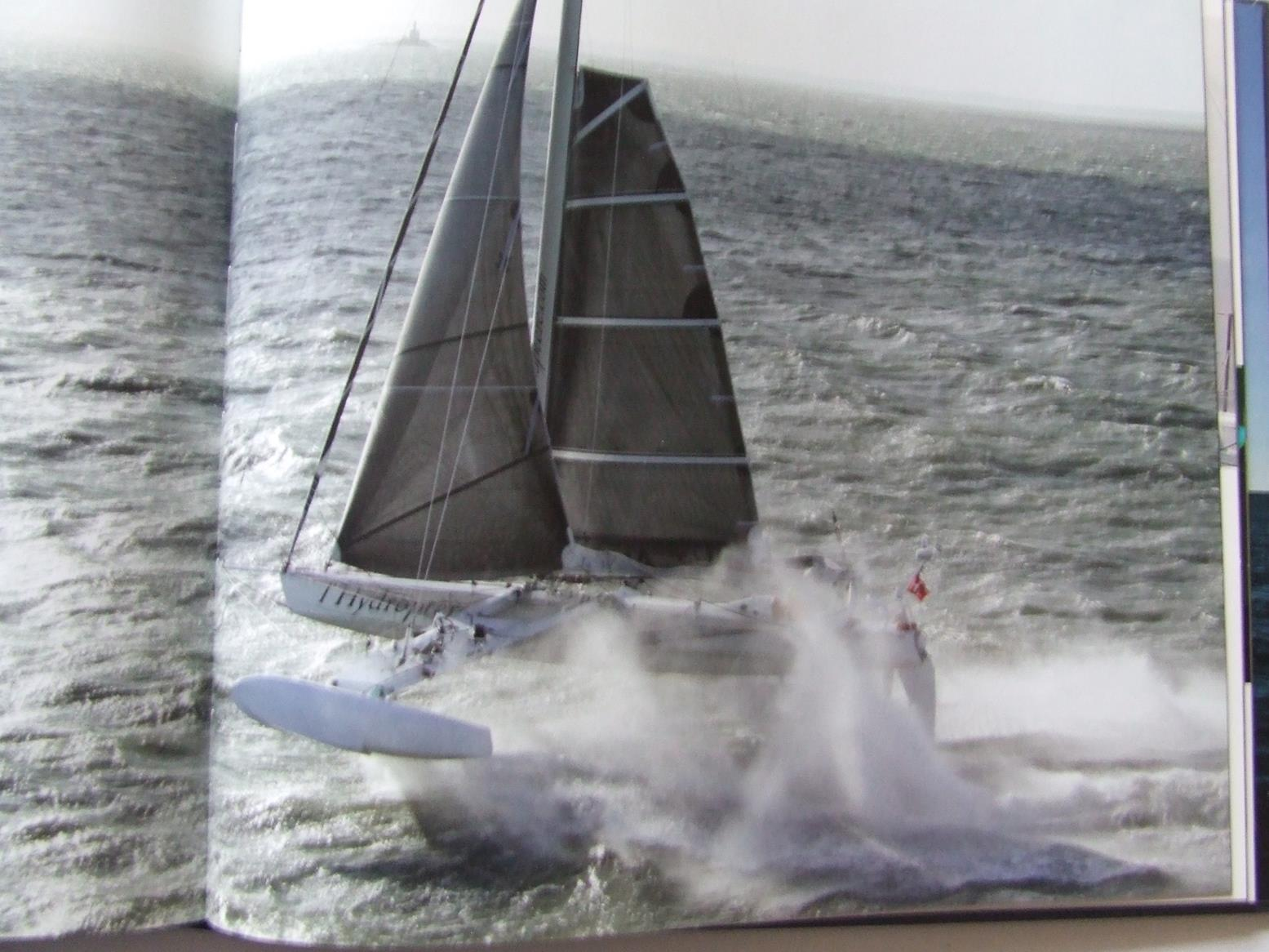 The Wind Barrier, the extraordinary epic of l'Hydroptere