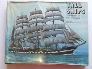 Tall Ships, the world of sail training