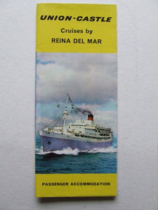 Cruises by Reina Del Mar  -  passenger accommodation