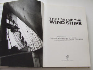 The Last of the Wind Ships