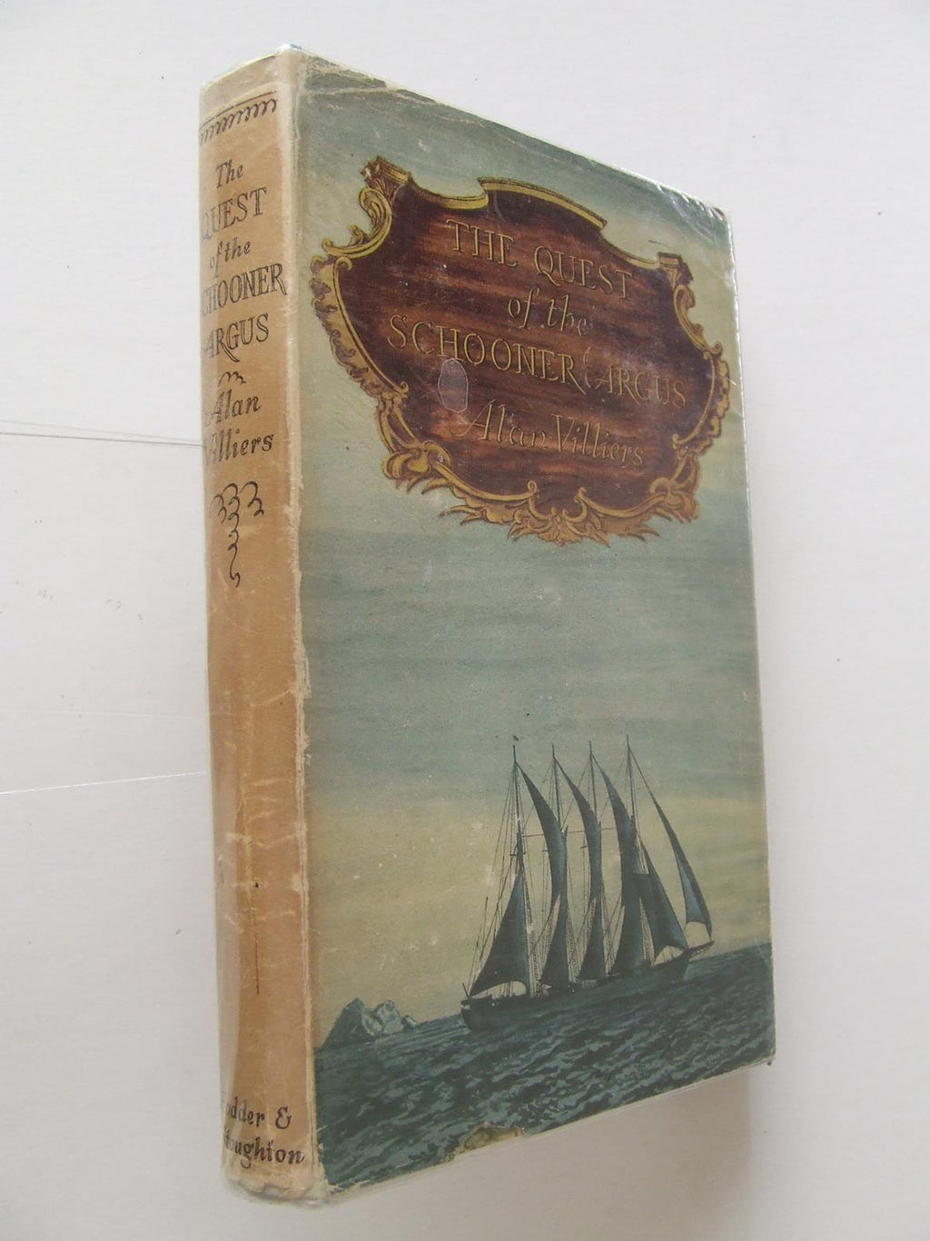 Quest of the Schooner 'Argus', a voyage to the Banks and Greenland
