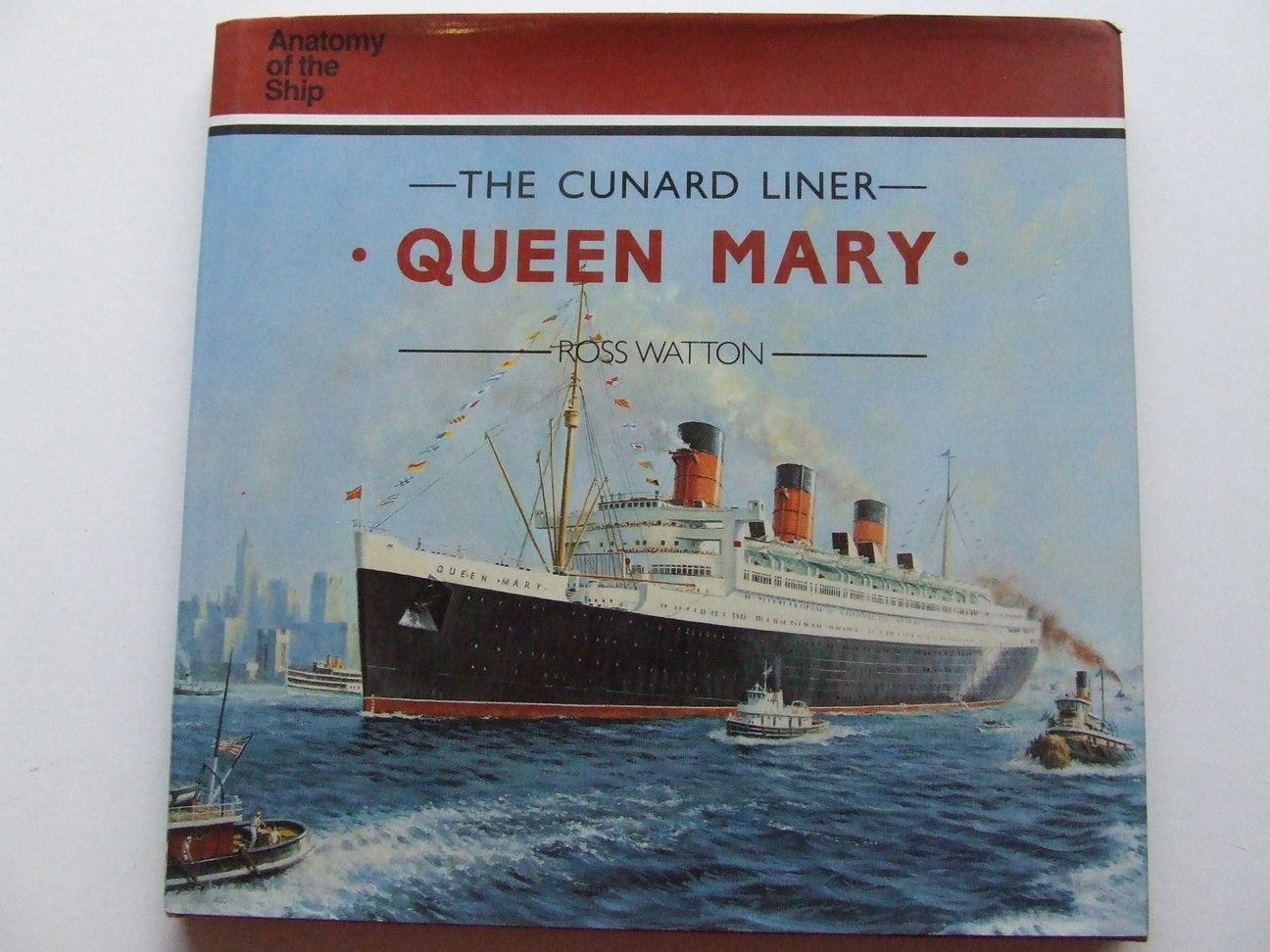 "The Cunard Liner ""Queen Mary"""