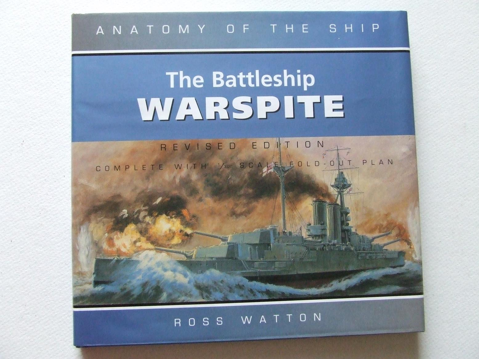 Battleship 'Warspite' [Anatomy of the Ship]
