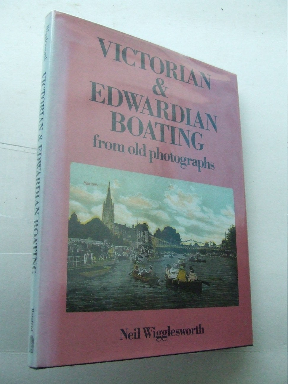 Victorian & Edwardian Boating from Old Photographs
