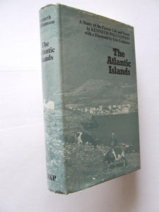 The Atlantic Islands, a study of the Faeroe life and scene