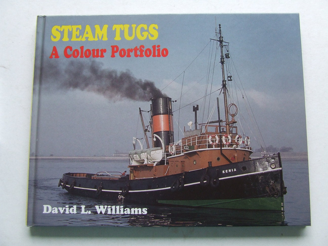 Steam Tugs, a colour portfolio