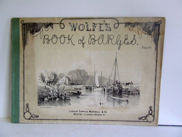 wolfe book of barges