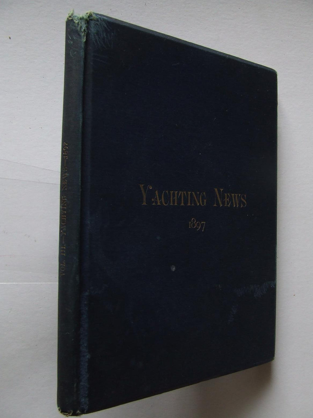 Yachting News. Vol. III. 1897. [May 29th - September 11th 1897]