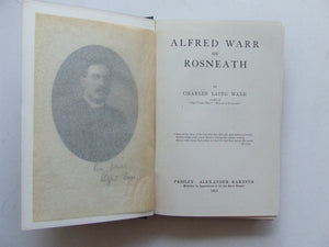 Alfred Warr of Rosneath