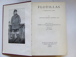 Flotillas, a hard-lying story