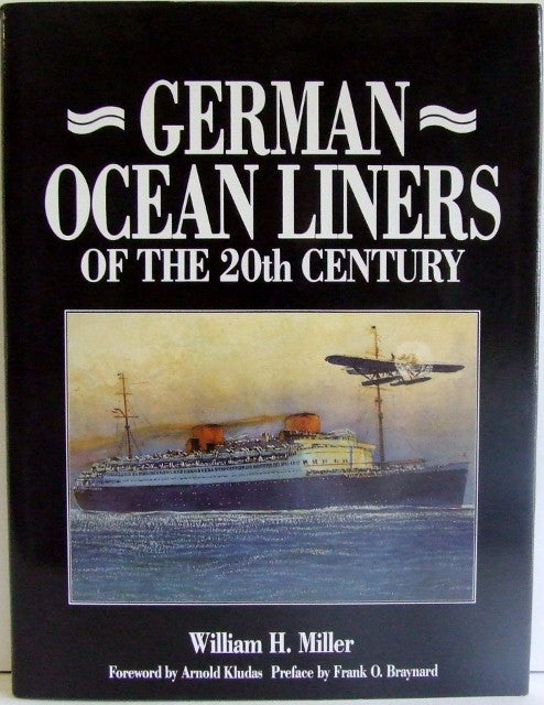 German Ocean Liners of the 20th Century
