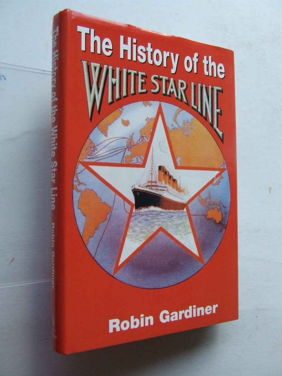 History of the White Star Line