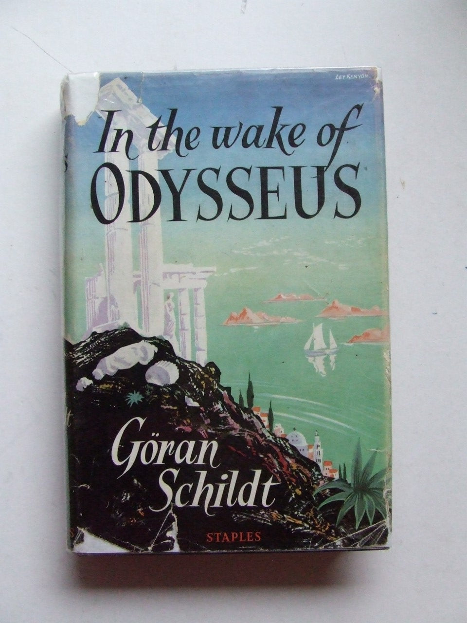 In the Wake of Odysseus