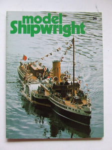 Model Shipwright.  number 36.  June 1981