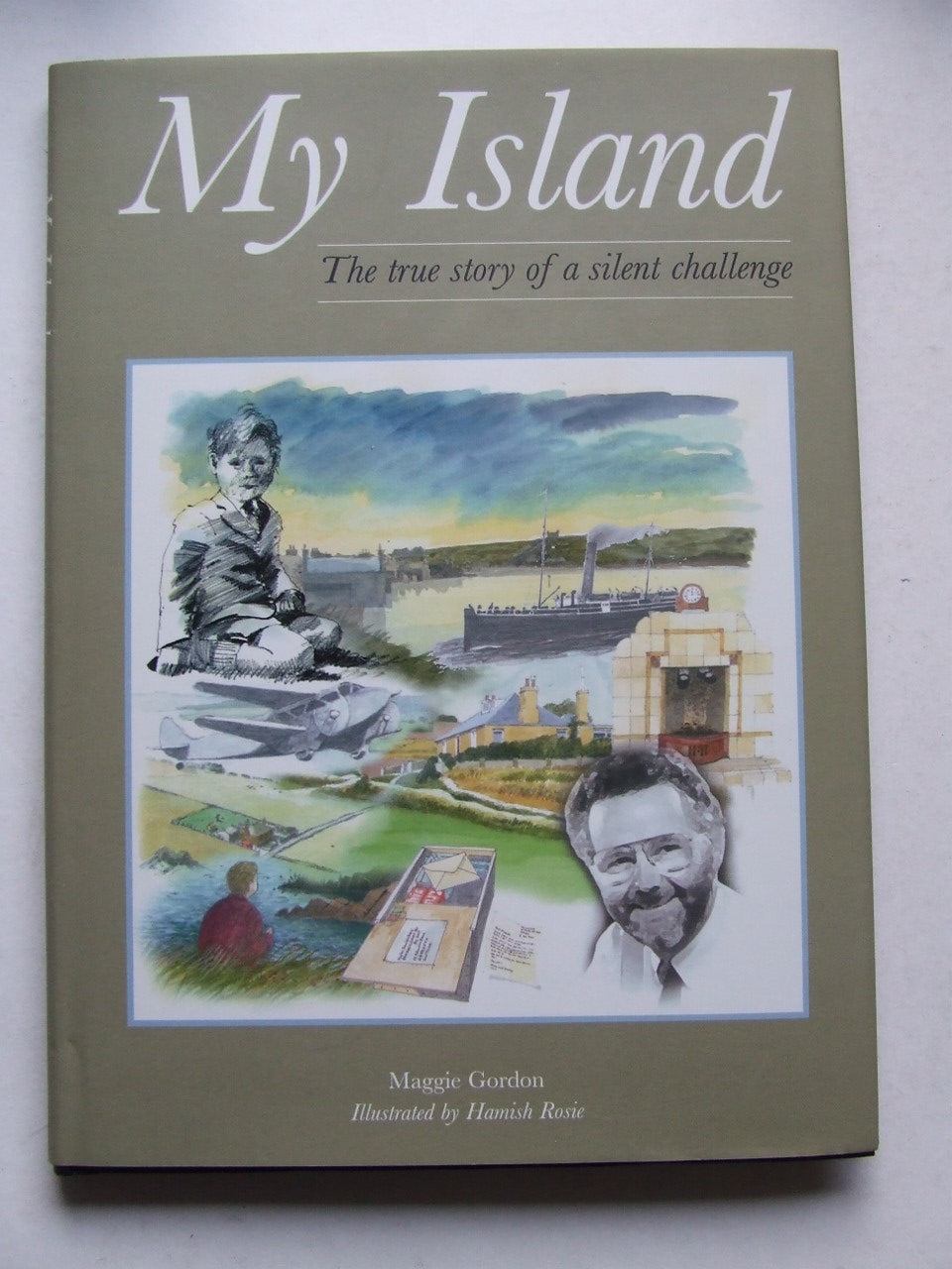 My Island, the true story of a silent challenge