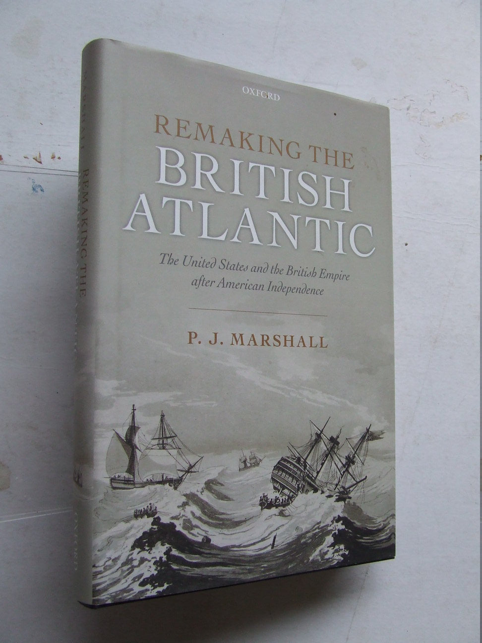 Remaking the British Atlantic