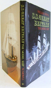 s.s. Great Britain, the model ship