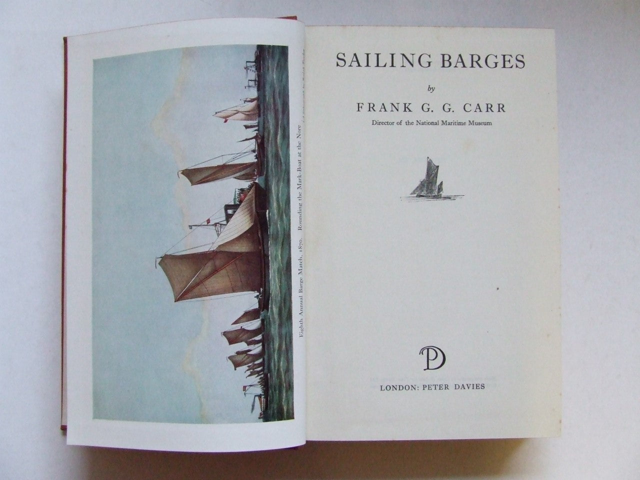 Sailing Barges
