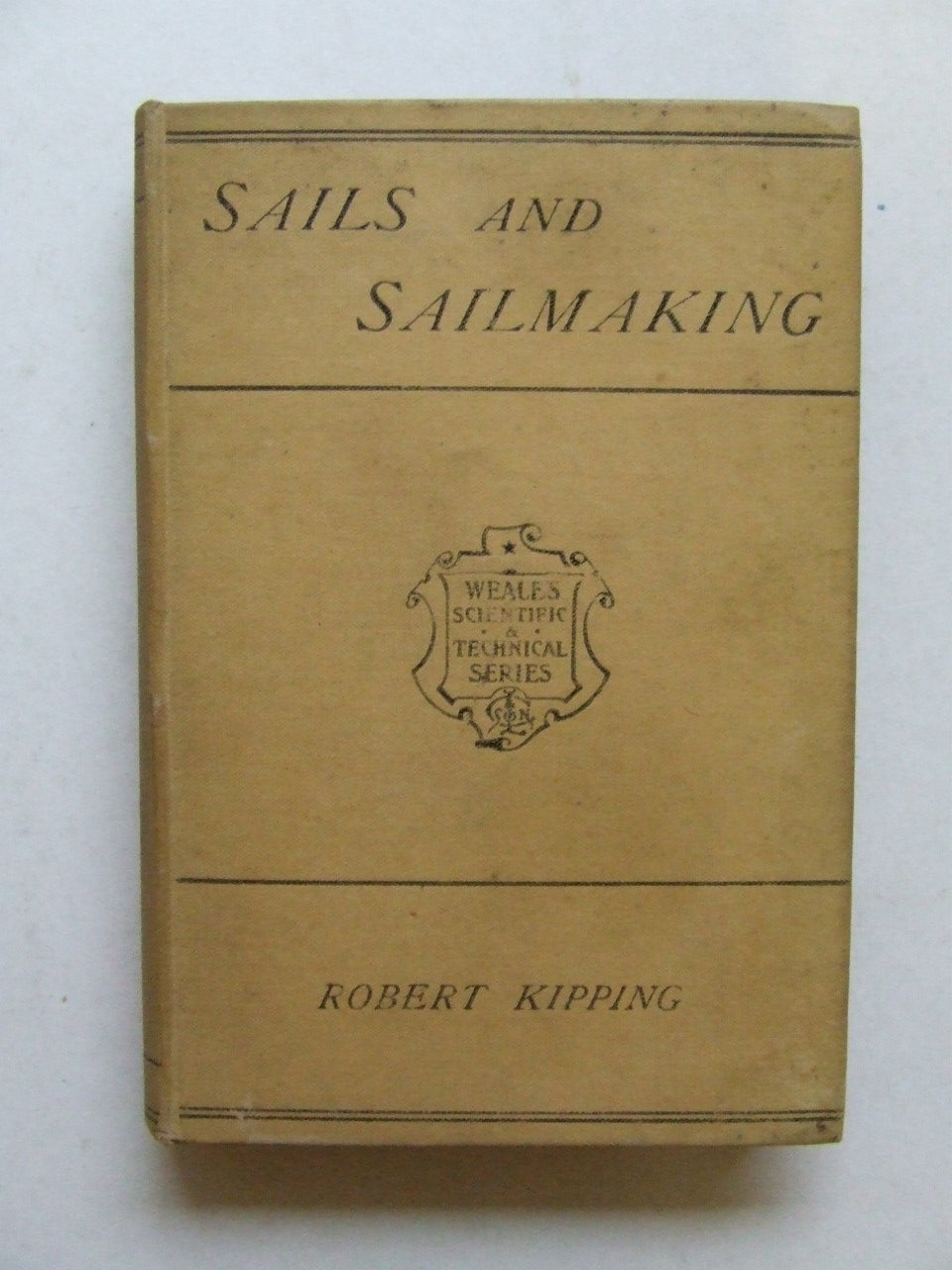 Sails and Sailmaking with draughting