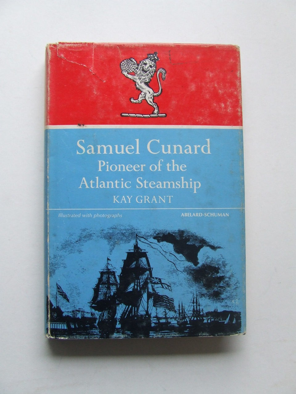 Samuel Cunard, pioneer of the Atlantic steamship