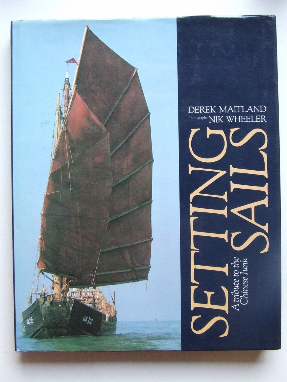 Setting Sails, a tribute to the Chinese Junk