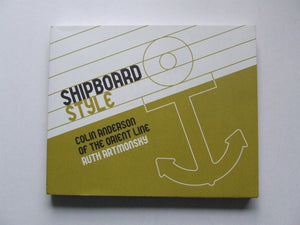 Shipboard Style,  Colin Anderson of the Orient Line