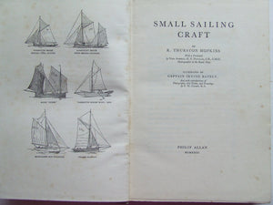 Small Sailing Craft