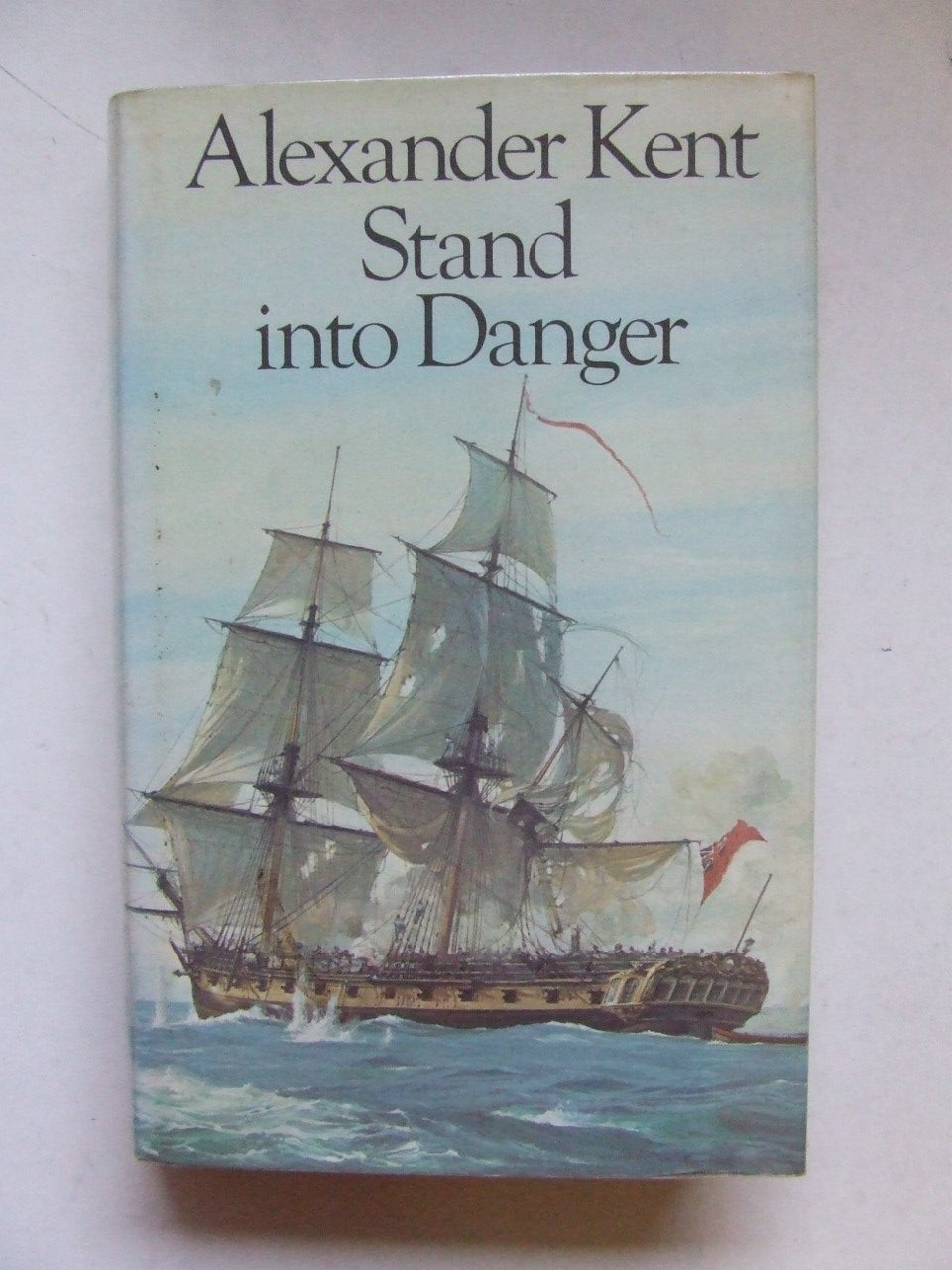 Stand into Danger  -  1st edition